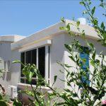 עיצוב בית מודרני - קירות לבנים